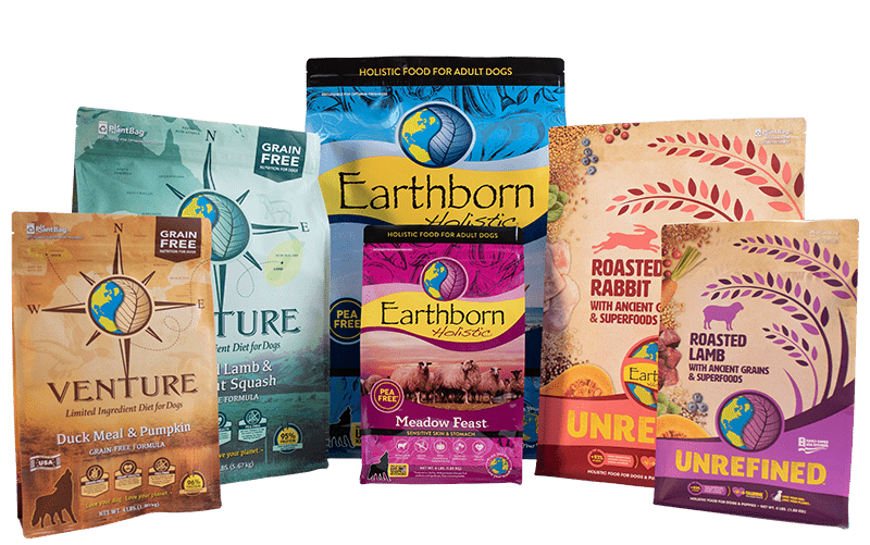 Earthborn Dog Food in Evansville